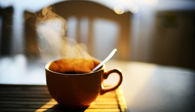 10h30 sáng là thời gian lý tưởng để uống cà phê