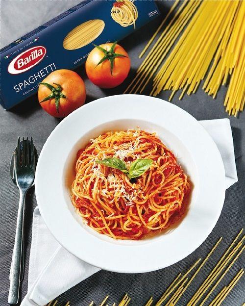 Cách làm mỳ ý sốt cà chua bò bằm ngon đúng vị