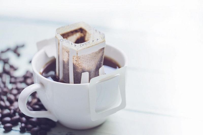 Cách pha cà phê phin giấy ngon đúng chuẩn